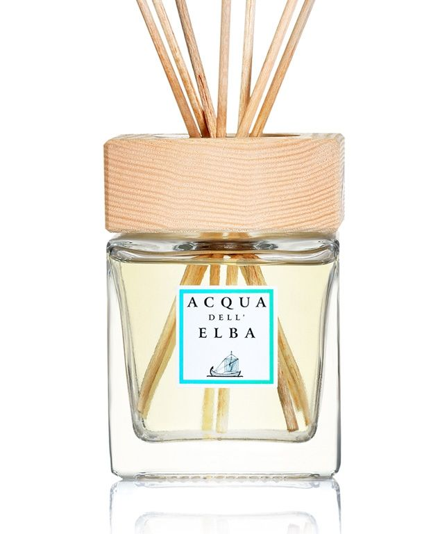 The Fiori home fragrance diffuser will have your home smelling like Mediterranean flowers. Specially handcrafted on the island of Elba in Tuscany.