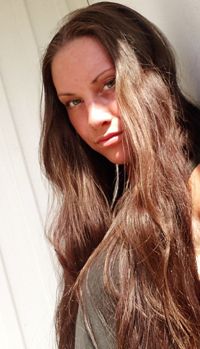 YTLIGT -Vägen till långt vackert hår