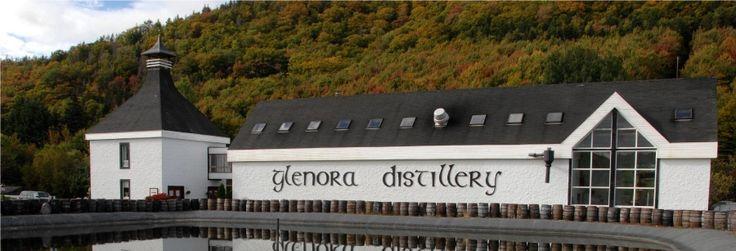 The Glenora Inn & Distillery, Cape Breton Island