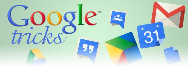 100+ Google Tricks for Teachers:  Some great things here!