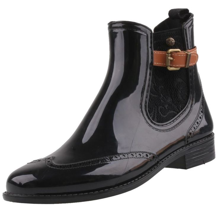 NEU GOSCH Shoes Sylt Damenschuhe Gr 39 Schuhe Gummi-Stiefeletten Gummistiefel