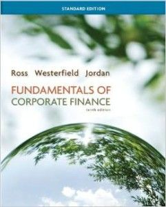 corporate finance ross westerfield jaffe 10th edition solutions pdf