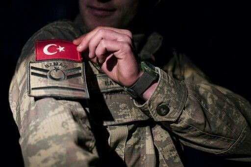 Turkey special Operation Gendarme Commando