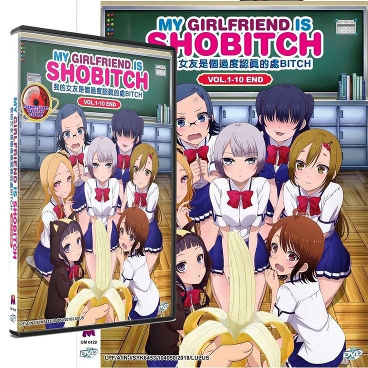 Anime DVD My Girlfriend Is Shobitch Vol.1-10 End