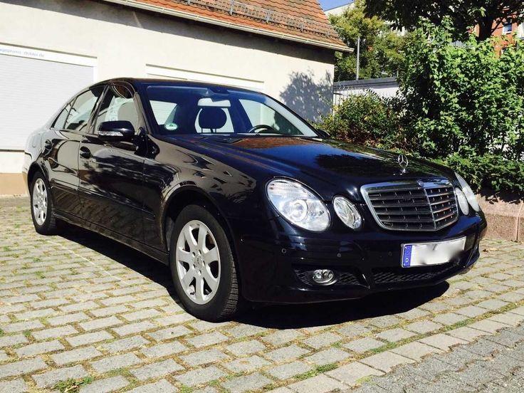 Mercedes Benz E-Klasse 220 CDI Limousine Automatik Navi Facelift Schwarz Diesel   Check more at https://0nlineshop.de/mercedes-benz-e-klasse-220-cdi-limousine-automatik-navi-facelift-schwarz-diesel/