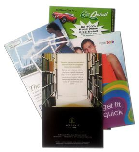 We are offering different sorts of printing services such as Door Hanger Printing, banner printing etc.