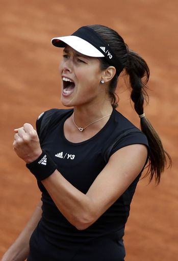 Ana Ivanovic takes out Elina Svitolina on to advance to the #RG15 semifinals.