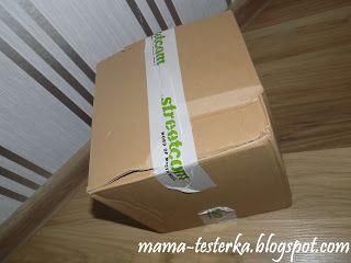 mama-testerka: Paczka - niespodzianka od Streetcom...