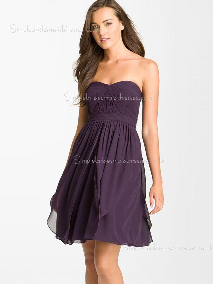 77 best bridesmaids dresses images on Pinterest | A line, Bridal ...