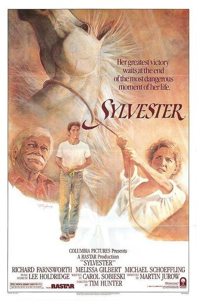 Favorite movie Sylvester 1985 Melissa Gilbert, Richard Farnsworth, Michael Schoeffling