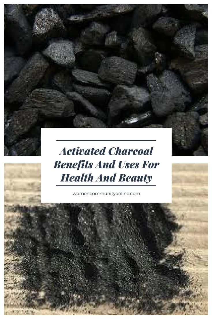 Activated Charcoal Benefits And Uses For Health And Beauty womencommunityonline.com
