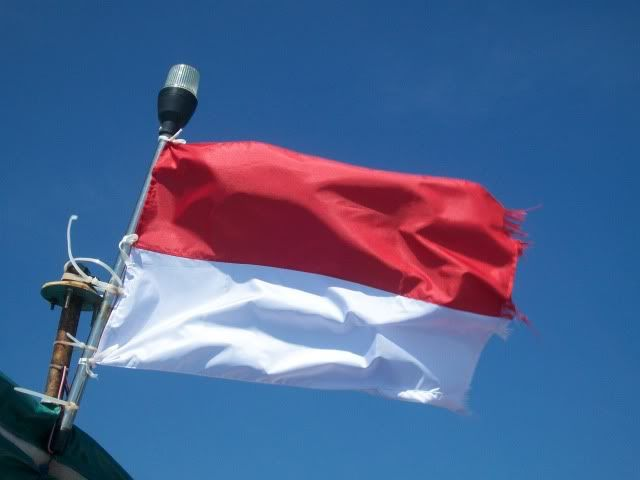 Indonesian lippu