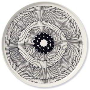 MARIMEKKO kitchenware:   plate - siirtolapuutarha 191