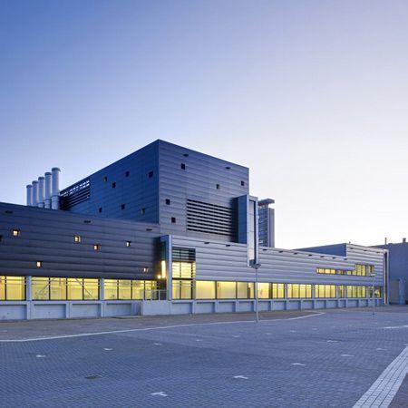 Van Leeuwenhoek Laboratory by DHV Architecten