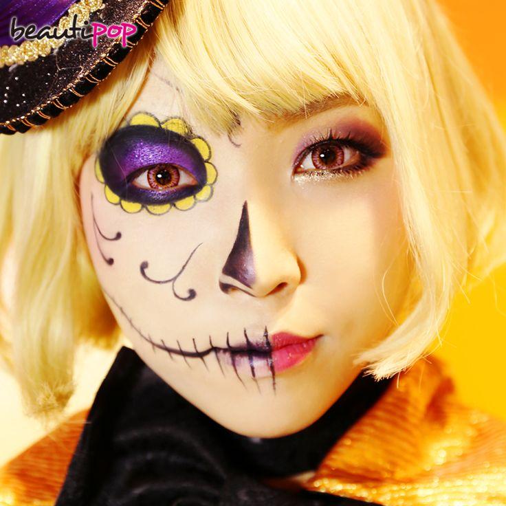 BeautiPop Halloween Make-up