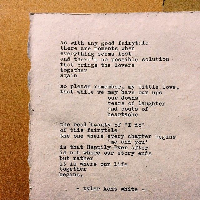 Wedding Poem Tyler Kent White Porcelain And Posies