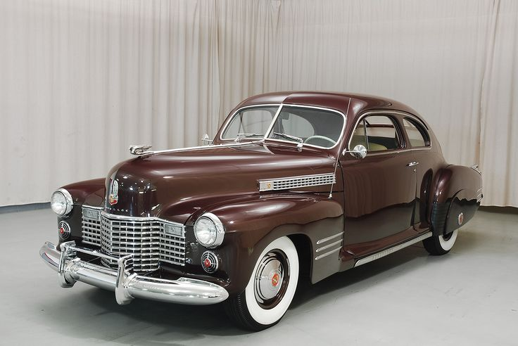 1941 Cadillac Series 61 Sedanette – Hyman Ltd. Classic Cars