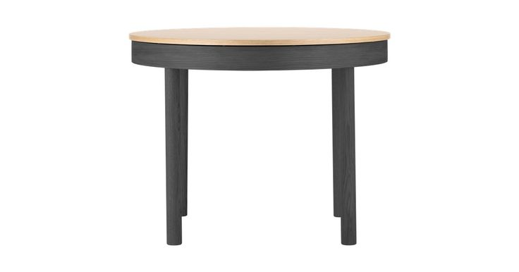 Practicality goes deep in this dining table with a secret. Slide back the table top to reveal anything from table wear and cutlery to structural drawings of Fort Knox.