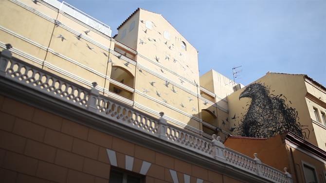 DALeast in Malaga