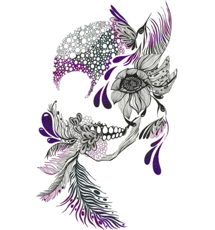 6. Life and #Death - 41 Inspiring and #Mostly Black and #White Tattoos to Inspire Your Next Ink #Session ... → #Inspiration [ more at http://inspiration.allwomenstalk.com ] #Tattoo #Commemorative #Progressive #Tattoos #Spine
