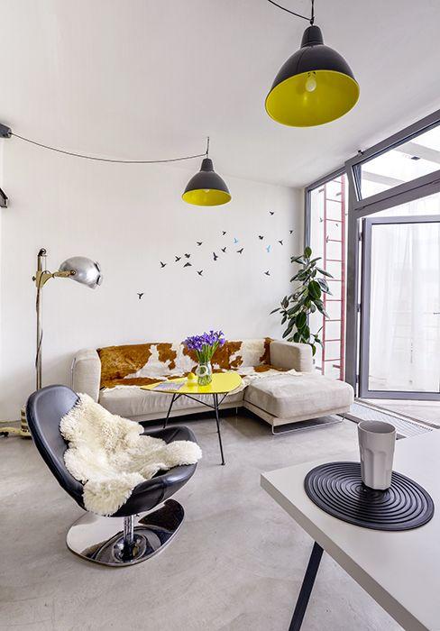 Small apartment 30m2 in Prague.