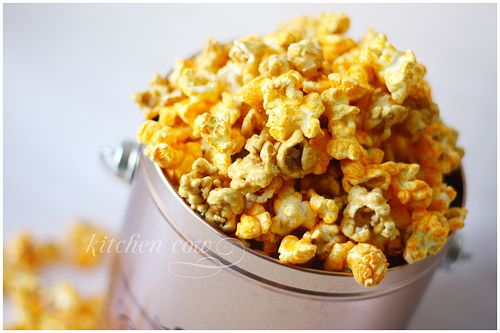 Cheese Popcorn Seasoning Recipe | Chicago Popcorn Shops: A Romance between Caramel and Cheese