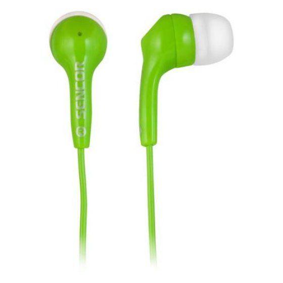 Sencor SEP 120 GREEN sztereó fülhallgató