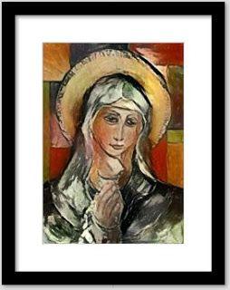 Sun Art Sales Blog: The Madonna, Facet of Blue, The traveler, Magical ...