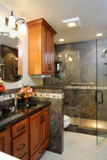 Contractor For Bathroom Remodel Enchanting Decorating Design