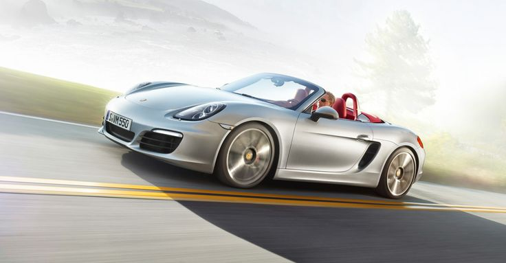 The exterior design of the new Boxster draws inspiration from a rich history. The side air intakes are reminiscent of the 550 Spyder. The new Boxster design also incorporates the sum of our ideas of how the future should be. Every muscle of the car is toned, flexed and waiting to be driven. Learn more: www.porsche.com/...