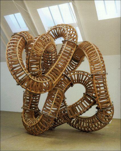 Richard Deacon Sculpture