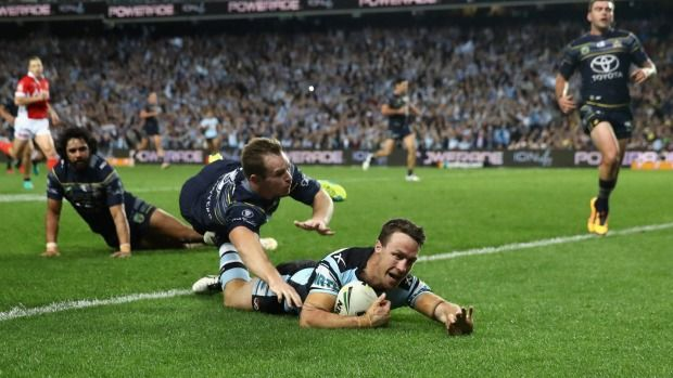 NRL Finals Six magic moments from Cronulla's victory - Stuff.co.nz