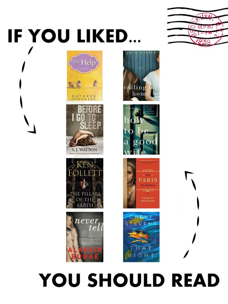 Summer Book Club - book suggestions on what to read next.