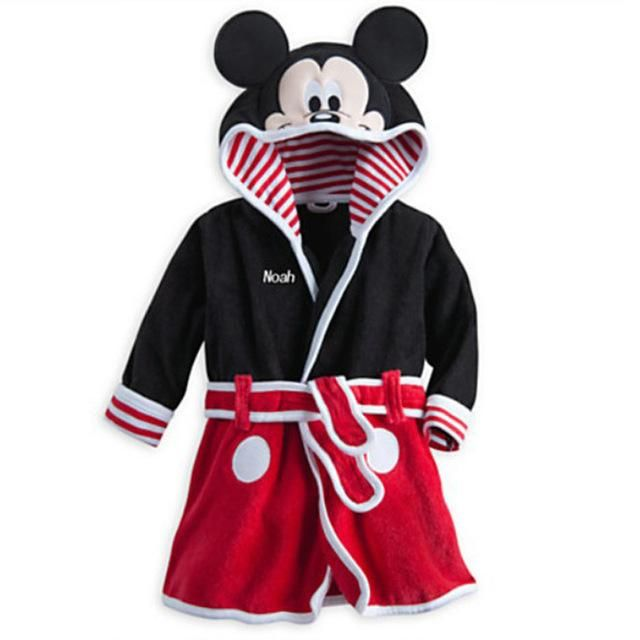 <b>Children Hooded Bathrobe</b> Towel Baby <b>Boys</b> Girls Lovely Cartoon ...