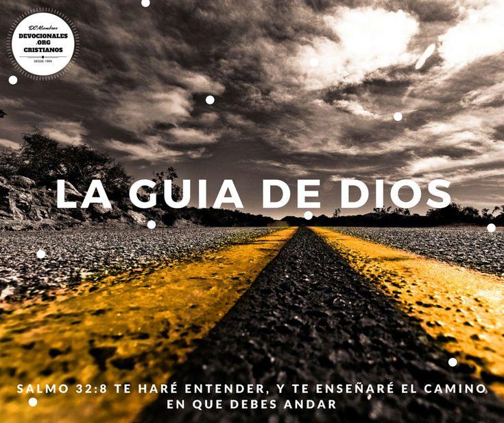 Salmo 32:8 Te Haré Entender, y te Enseñaré El Camino en que Debes Andar