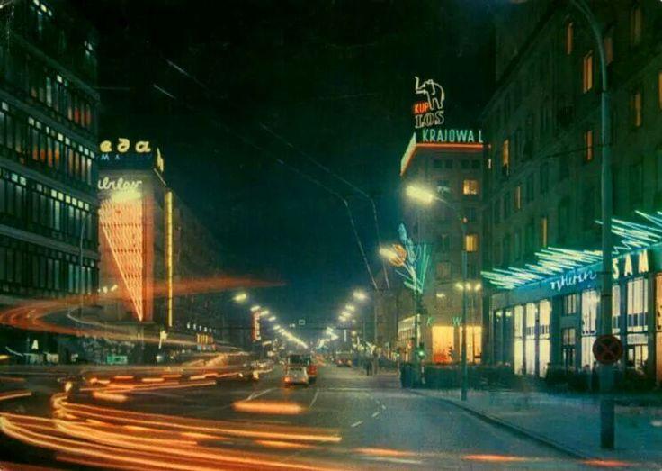 Warszawa, ul. Krucza