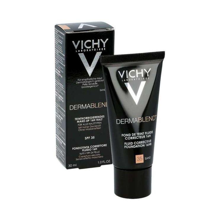 I migliori fondotinta per gambe - Fondotinta per il corpo Dermablend Vichy