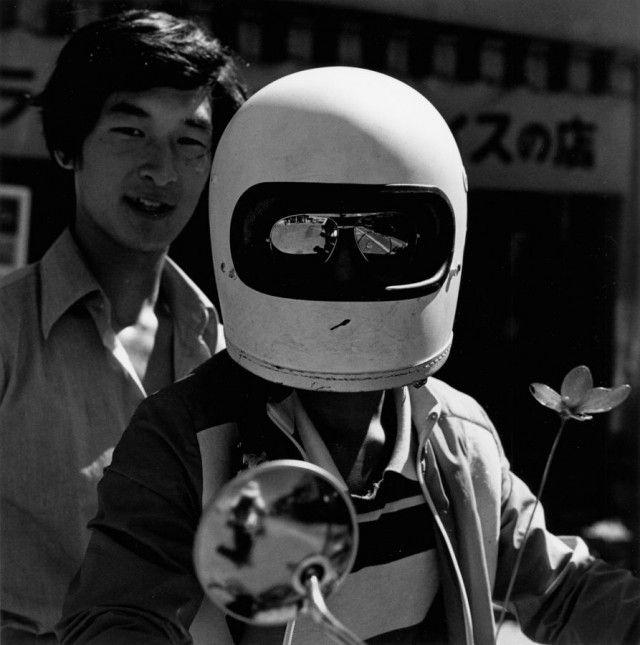 Japan in 1970s by Issei Suda