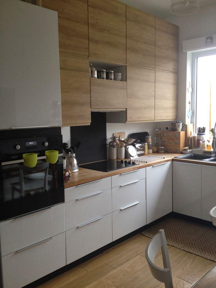 Les 25 meilleures id es de la cat gorie facade cuisine ikea sur pinterest plan de cuisine ikea for Comfacade de cuisine seule