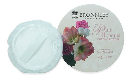 Bronnley Pink Bouquet Dusting Powder 75g Bronnley Pink Bouquet Dusting Powder 75g: Express Chemist offer fast delivery and friendly, reliable service. Buy Bronnley Pink Bouquet Dusting Powder 75g online from Express Chemist today! (Barcode E http://www.MightGet.com/january-2017-11/bronnley-pink-bouquet-dusting-powder-75g.asp