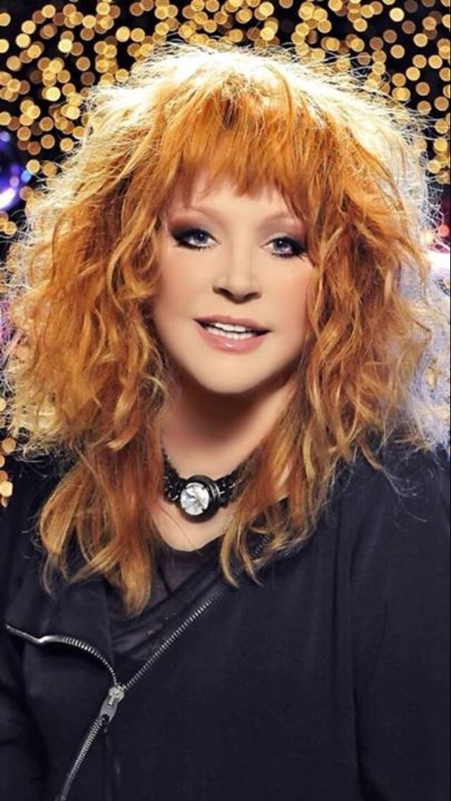 Alla Pugacheva (April 20, 1949) Russian singer, who represented her country at the Eurovision Song Contest of 1997.