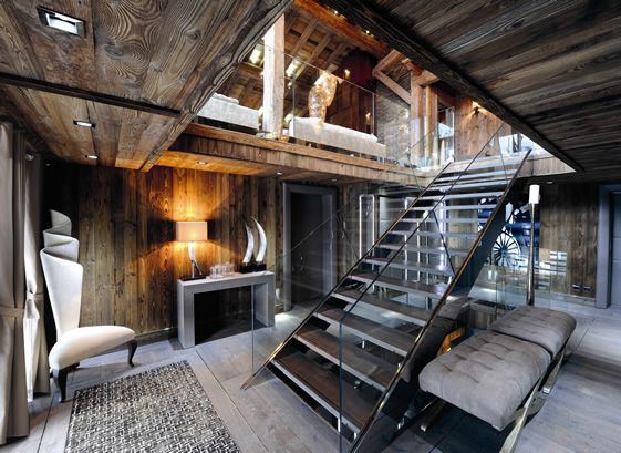 Ideal country home .. modern and stylish .. Chalet Brickell, Megève