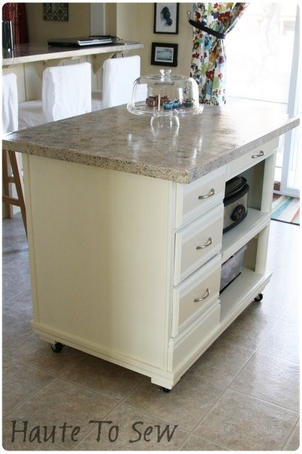 island on wheels for kitchen 1000 ideas about small kitchen islands on 7600