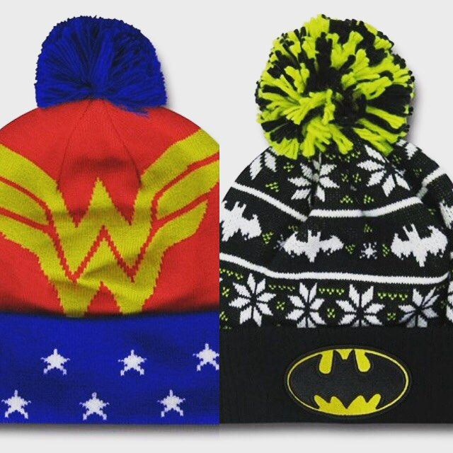 Winter is coming...get ready to save the day and stay toasty warm in our new super hero hats! Psst: these make an amazing Christmas gift for a super hero geek! http://www.orangefish.ca/products/search?s=Super+hero+stuff #iloveorangefish #brilliantgiftideas