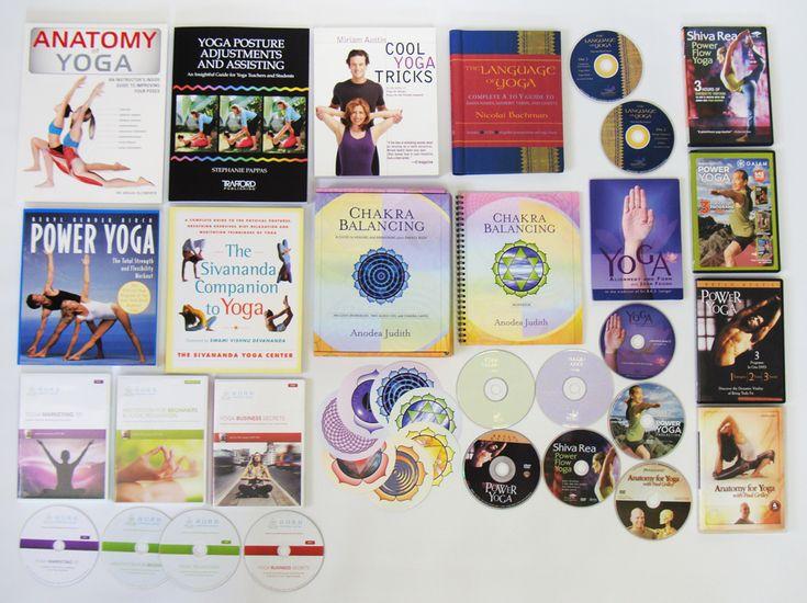 The Power Yoga Teacher Training Camp-in-a-Box - Level 1 (PLATINUM)