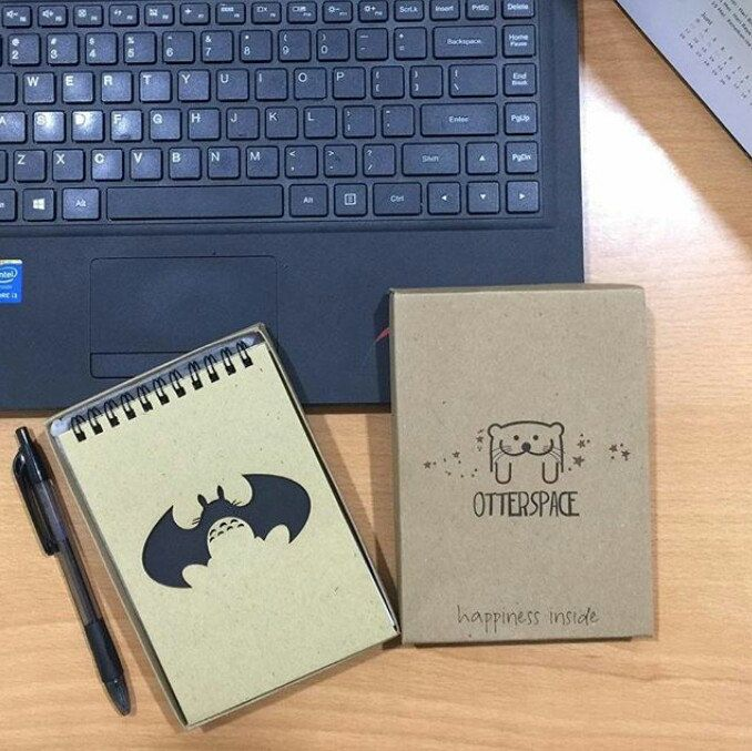 Working will be so much productive and fun if you have small pocket size cute notebook to write down your to do list