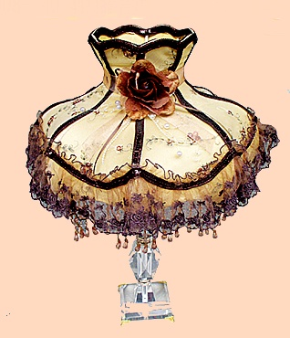 728 best images about shabby chic lampshades on pinterest for Linge shabby chic