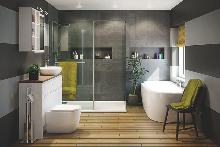 Before we tell you further about the benefits of bathroom design tool, let's know what kind of bathroom design tools you can get for your interior and