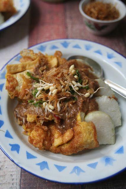 Dydie The Kitchen Hero: Tahu Tek Surabaya (Tahu Telur)