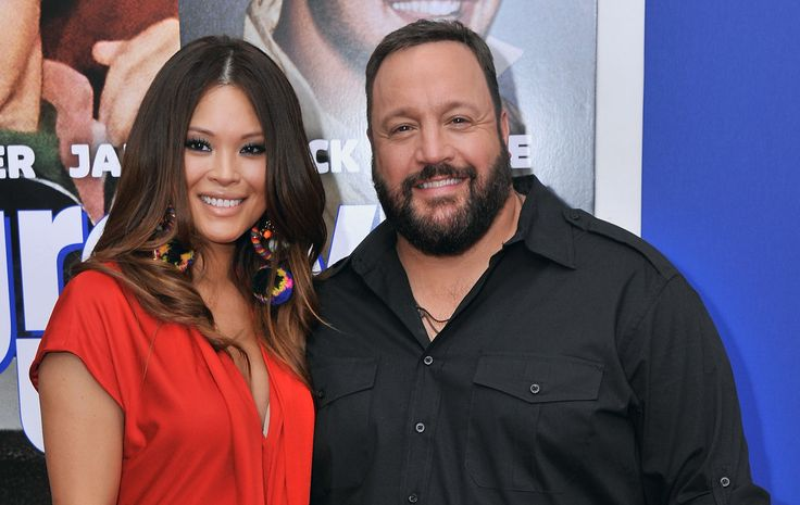 Kevin James - Kevin James Welcomes Fourth Child With Wife Steffiana de la Cruz